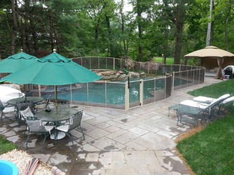 pool fence installer Sussex County, NJ