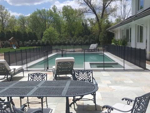 pool fence company in Warren County, NJ