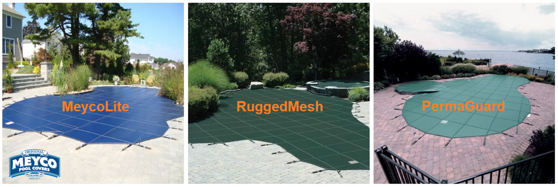 Meyco pool cover installation New Jersey